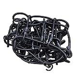 SSDM Bold Off-Road-Fahrzeug Top-Frame-Gepäcknetz Tasche Auto Spannen Elastische Netz mit Gepäckträger Mesh-Abdeckband