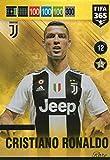 PANINI ADRENALYN XL FIFA 365 2019–cristiano Ronaldo top Master rare card–# 9