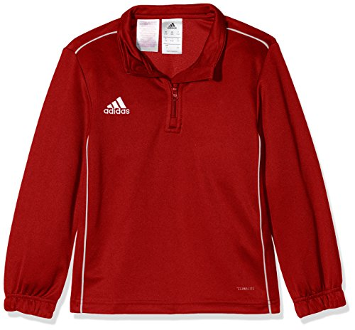 adidas adidas Kinder CORE18 TR TOP Y Sweatshirt Power red/White, 11-12