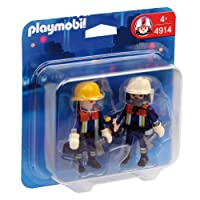 Playmobil 4914 City Action Fire Rescue Squad Duo Pack