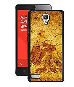 XIAOMI REDMI NOTE BACK COVER CASE BY instyler