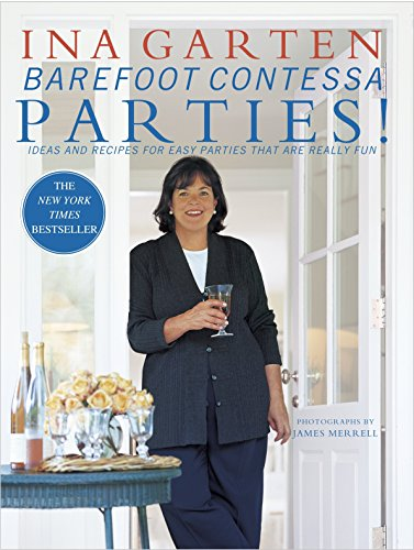 Barefoot Contessa Parties!: Ideas and Recipes for Easy Parties That Are Really Fun: Ideas and Recipes for Parties That Are Really Fun por Ina Garten