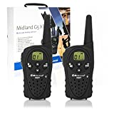 Midland G5XT W&H Walkie-Talkie Nero