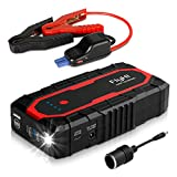 Best Car Battery Boosters - FlyHi N18 1200A Peak Portable Car Jump Starter Review