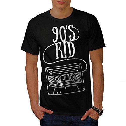 1990er Jahre Top (90er Jahre Kind Mode Alt Schule Männer M T-shirt | Wellcoda)