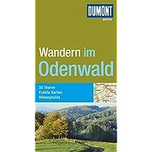 DuMont aktiv Wandern im Odenwald (DuMont Wanderführer)