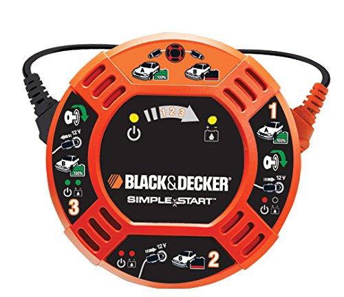 Black+Decker BDBBC2C Starthilfe Über Zigarettenanzünder - 6 M - Einfache Bedienung
