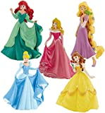 """Bullyland """"Princesses"""" Deluxe Set with 5 Figures"""