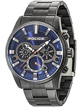 Police Herren-Armbanduhr PL.14834JSB/03M