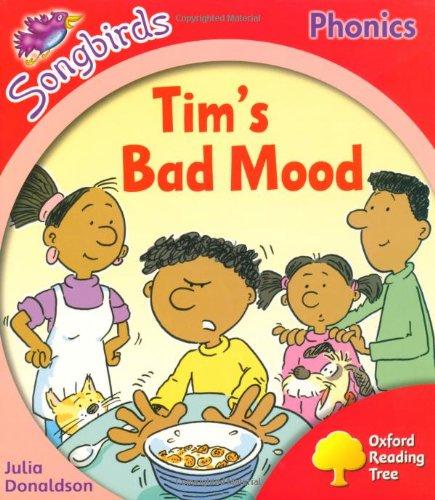 Tim's Bad Mood