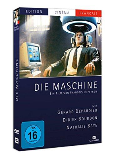 Bild von Die Maschine - Edition Cinema Francais Nr. 04 (Mediabook)