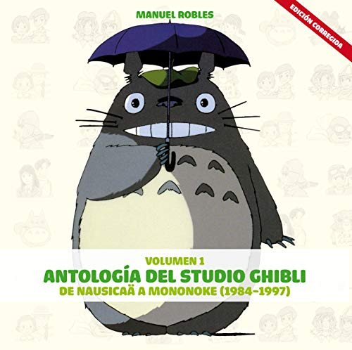 Antología del studio Ghibli Vol I: De Nausika a Mononoke (Manga Books)