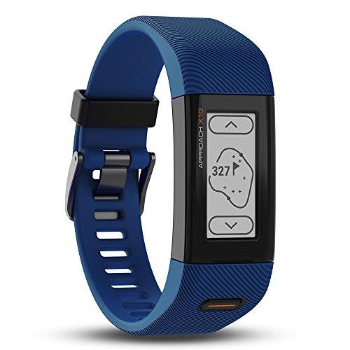 Garmin Approach X10 - Bracelet GPS de Golf - Taille S/M - Bleu