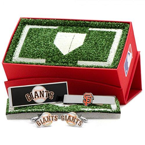 San Francisco Giants Baseball Geschenkset 3-teilig