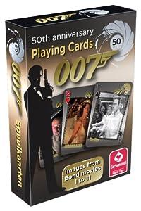 Carta Mundi - Juego de Cartas James Bond (versión en inglés)
