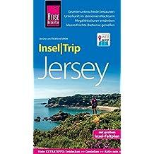 Reise Know-How InselTrip Jersey: Reiseführer mit Insel-Faltplan und kostenloser Web-App