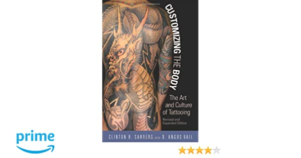 Art body culture customizing tattooing