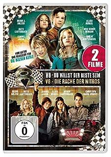 V8 - Du willst der Beste sein & V8 - Die Rache der Nitros [2 DVDs]