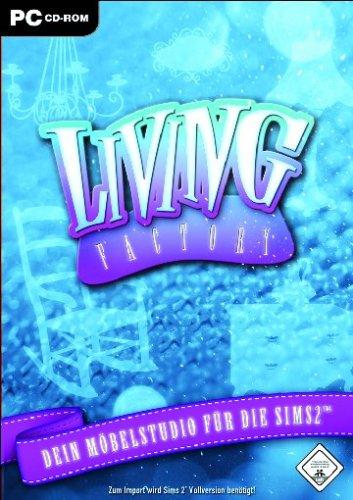 Living Factory - Dein Möbelstudio für Die Sims 2
