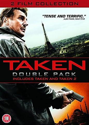Taken/Taken 2 [Edizione: Regno Unito] [Import anglais]