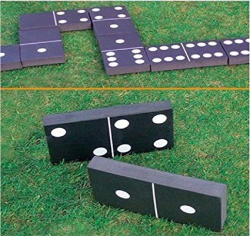 Giant Dominoes Garden Patio Outd...