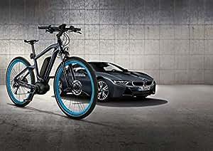 Original BMW Cruise e-Bike Fahrrad Protonic Dark Silver Gr. S --Limitierte Sonderedition--