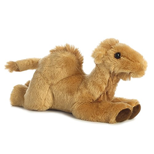 aurora-world-camel-mini-flopsies-plush-toy-caramel-brown