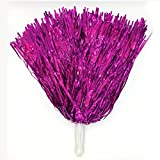 Merssavo Lila 1x neueste Handheld Pom Poms Cheerleader Cheerleading Cheer Pom Dance