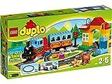 TRENINO CON COSTRUZIONI LEGO DUPLO TRACK SYSTEM 10507
