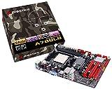 Biostar A780LB - Placa base (DDR2-SDRAM, DIMM, 533, 667, 800, 1066 MHz, AMD, Athlon II X2, Athlon II X3, Athlon II X4, Phenom II X2, Phenom II X3, Phenom II X4, Sempron, Socket AM3)