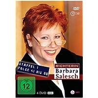 Richterin Barbara Salesch, Staffel 1, Folge 41-60