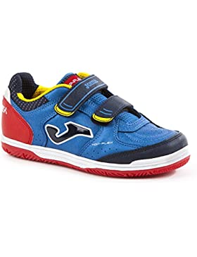 Zapatilla de fútbol sala Joma jr Top Flex Blue