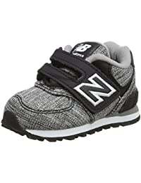 New Balance Baskets KACST BYI Coast Kids 18 5 Noir hjuAzT6K2