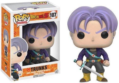 Funko Dragonball Z Trunks Figura de Vinilo (7425)