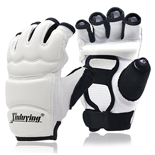 Xinluying Boxhandschuhe MMA Handschuhe Boxsack Taekwondo Box Sparring Kampfsport Freefight Training Herren Frau Kinder