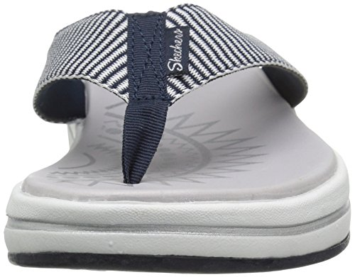 Skechers Relaxed Fit Upgrades Sailin ' Sandales Marine Marine