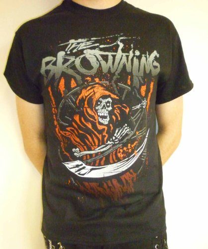 The Browning - Death T-shirt Schwarz