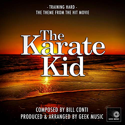 Karate Kid: Training Hard - Kid The Karate Soundtrack