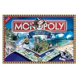 Cornwall Monopoly