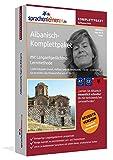 Albanisch Sprachkurs: Fließend Albanisch lernen. Lernsoftware-Komplettpaket