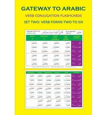 Gateway to Arabic Verb Conjugation: Verb Forms Two to Six