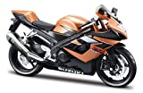 Suzuki GSX-R1000 Motorcycle 1:12 Scale Model by Maisto - Best Reviews Guide