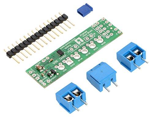 Shield Driver double Moteurs Pololu DRV8835 pour Arduino -