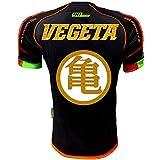 Maillot Football Thailande Noir - Vegeta - S