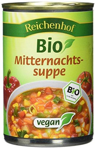 Preisvergleich Produktbild Reichenhof Bio Mitternachtssuppe,  vegan,  400 g
