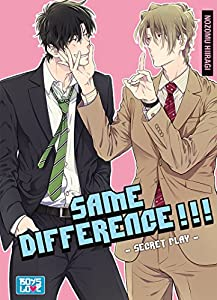 Same Difference - Même Différence Edition simple Tome 6