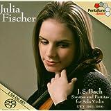 Bach - Partitas and Sonatas for Solo Violin, BWV1001-6