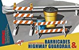 MENG-Model SPS-013 - Barricades and Highway Guardrail