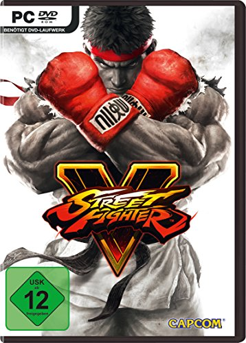 Street Fighter V - [PC]