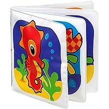Playgro 40013 - Wasserfestes Bilderbuch, bunt